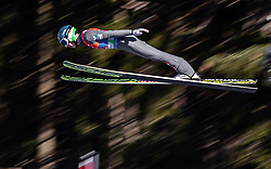 23.02.2019, Bergiselschanze, Innsbruck, AUT, FIS Weltmeisterschaften Ski Nordisch, Seefeld 2019, Skisprung, Herren, im Bild Philipp Aschenwald (AUT) // Philipp Aschenwald of Austria during the men's Skijumping HS130 competition of FIS Nordic Ski World Championships 2019. Bergiselschanze in Innsbruck, Austria on 2019/02/23. EXPA Pictures © 2019, PhotoCredit: EXPA/ JFK