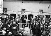 1966 - 1916 Jubilee Commemorations-  Opening of Kilmainham Jail Historical Museum, Dublin