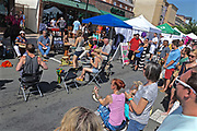 Drumming, West Reading Art Fest, Berks Co.,PA