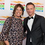 NLD/Amsterdam/20180215 - Goed Geld Gala 2018, Barry Atsma en .......