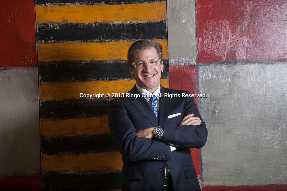 Matt Toledo, CEO & Publisher of Los Angeles Business Journal (LABJ).  (Photo by Ringo Chiu/PHOTOFORMULA.com)