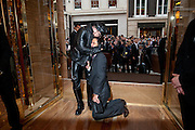 PETER MARINO; MARC JACOBS, Louis Vuitton openingof New Bond Street Maison. London. 25 May 2010. -DO NOT ARCHIVE-© Copyright Photograph by Dafydd Jones. 248 Clapham Rd. London SW9 0PZ. Tel 0207 820 0771. www.dafjones.com.