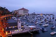 The Historic Casino At Avalon Harbor Catalina Island