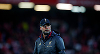 Football - 2018 / 2019 Premier League - Liverpool vs. Huddersfield Town<br /> <br /> Jurgen Klopp manager of Liverpool at Anfield.<br /> <br /> COLORSPORT/LYNNE CAMERON