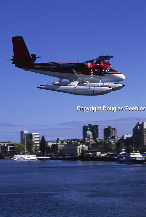 Floatplane, Victoria Harbor, British Columbia, Canada<br />