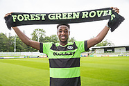Forest Green Rovers 18-06-2019. Transfer News 180619