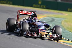 Max Verstappen (NDL) Scuderia Toro Rosso STR10  - Formula1 World Championship 2015 - Round 01 at Melbourne Albert Park, Melbourne, Australia, Sunday 15th March 2015 *** NETHERLANDS ONLY ***