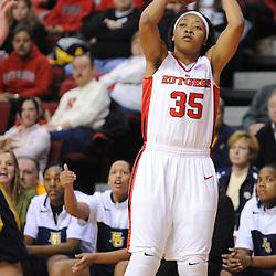 NCAA Women's Basketball - Marquette at Rutgers - Jan 18, 2009