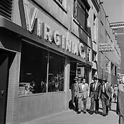 """Y-540330-02. """"Virginia Café, Park Avenue Hotel. March 30, 1954"""""""