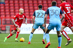 David Cotterill of Bristol City in action - Rogan Thomson/JMP - 04/02/2017 - FOOTBALL - Ashton Gate Stadium - Bristol, England - Bristol City v Rotherham United - Sky Bet Championship.