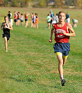 Bicentennial Athletic League Cross Country at Tyler State Park