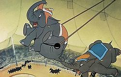 1941; Dumbo. Original Film Title: Dumbo, Composer: Frank Churchill, Director: Ben Sharpsteen  (Credit Image: © DISNEY/Entertainment Pictures/ZUMAPRESS.com)