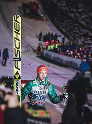 30.12.2018, Schattenbergschanze, Oberstdorf, GER, FIS Weltcup Skisprung, Vierschanzentournee, Oberstdorf, Siegerehrung, im Bild 2. Platz Markus Eisenbichler (GER) // 2nd placed Markus Eisenbichler of Germany during the winner Ceremony for the Four Hills Tournament of FIS Ski Jumping World Cup at the Schattenbergschanze in Oberstdorf, Germany on 2018/12/30. EXPA Pictures © 2018, PhotoCredit: EXPA/ JFK