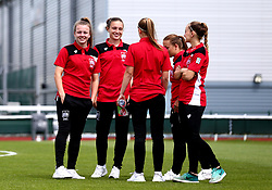 - Mandatory by-line: Robbie Stephenson/JMP - 03/06/2017 - FOOTBALL - Stoke Gifford Stadium - Bristol, England - Bristol City Women v Arsenal Ladies - FA Women's Super League Spring Series