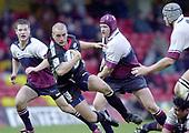 20011216  Saracens vs Rotherham
