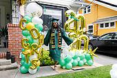 Iman Graduation Parade