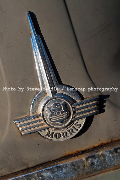 Morris Minor 1948-1971, Badge Detail - 2010