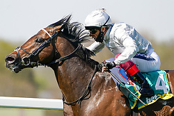 File photo dated 23-04-2021 of Frankie Dettori riding Palace Pier. Champion miler Palace Pier heads up a total of 10 confirmations for Saturday's Queen Elizabeth II Stakes at Ascot. Issue date: Monday October 11, 2021.