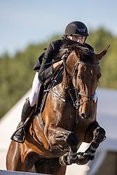 Sebrechts Max, BEL, Cristel M<br /> Belgisch Kampioenschap Jeugd Azelhof - Lier 2020<br /> <br /> © Hippo Foto - Dirk Caremans<br /> 30/07/2020