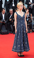 Clemence Poesy at the First Man Premiere, Opening Ceremony and Lifetime Achievement Award To Vanessa Redgrave at the 75th Venice Film Festival, Sala Grande on Wednesday 29th August 2018, Venice Lido, Italy.