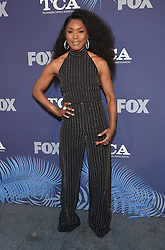 August 2, 2018 - West Hollywood, California, U.S. - Angela Bassett arrives for the FOX Summer TCA 2018 All-Star Party at Soho House. (Credit Image: © Lisa O'Connor via ZUMA Wire)