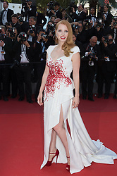 Jessica Chastain attending the Closing Ceremony during the 70th annual Cannes Film Festival held at the Palais Des Festivals in Cannes, France on May 28, 2017 as part of the 70th Cannes Film Festival. Photo by Nicolas Genin/ABACAPRESS.COM