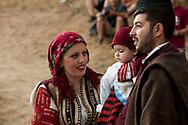 Preparations for the wedding ceremony, Galichnik Wedding Festival, Macedonia