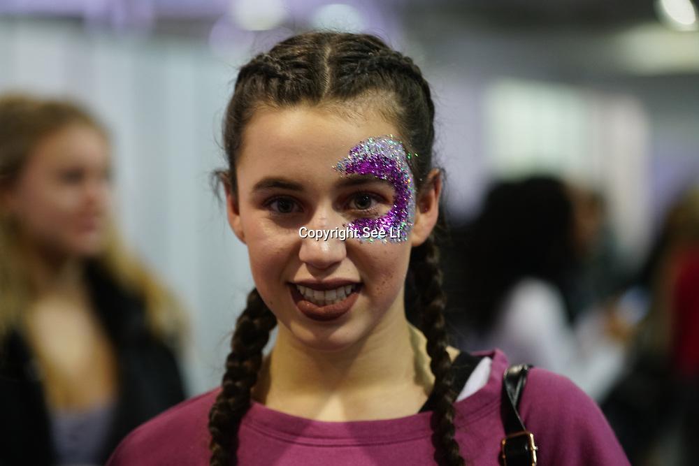 Olympia London,UK, 2nd Dec 2017. hundreds attends the BeautyCon London.