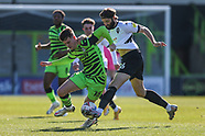 Forest Green Rovers v Salford City 050421