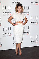 Ella Eyre, ELLE Style Awards 2016, Millbank London UK, 23 February 2016, Photo by Richard Goldschmidt