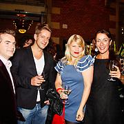 NLD/Amsterdam/20100901 - ACT gala 2010, ?, Alex Klaassen, Annemarie Jung en Annick Boer
