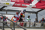 2021 UCI BMXSX World Cup 1&2<br /> Verona (Italy)<br /> Friday Practice<br /> WE + WU<br /> ^me#997 SCHAUB, Philip (GER, ME) German National Team