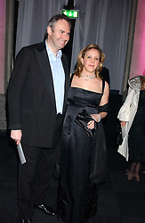 MR & MRS WILLIAM CASH she was Ilaria Bulgari at the Conservative Party's Black & White Ball held at Old Billingsgate, 16 Lower Thames Street, London EC3 on 8th February 2006.<br /><br />NON EXCLUSIVE - WORLD RIGHTS