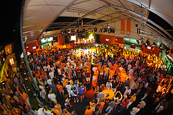 The Olympics from Holland Heineken House on August 23, 2004 Athens