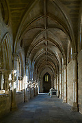 Cloisters of the Cathedral of Evora- Claustro da Se - in Portugal