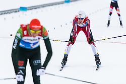 February 22, 2019 - Seefeld In Tirol, AUSTRIA - 190222 Jan Schmid of Norway competes in men's nordic combined 10 km Individual Gundersen during the FIS Nordic World Ski Championships on February 22, 2019 in Seefeld in Tirol..Photo: Joel Marklund / BILDBYRÃ…N / kod JM / 87882 (Credit Image: © Joel Marklund/Bildbyran via ZUMA Press)