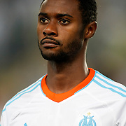 Marseille's Nicolas N'Koulou during their UEFA Europa League Group Stage Group C soccer match Fenerbahce between Marseille at Sukru Saracaoglu stadium in Istanbul Turkey on Thursday 20 September 2012. Photo by TURKPIX