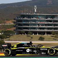 24.10.2020, Autódromo Internacional do Algarve, Portimao, FORMULA 1 HEINEKEN PORTUGUESE GRAND PRIX 2020,im Bild<br />Daniel Ricciardo (AUS#3), Renault DP World F1 Team<br /> <br /> Foto © nordphoto / Bratic