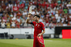 September 10, 2018 - Lisbon, Portugal - Pepe of Portugal and Besiktas during the UEFA Nations League A group football match between Portugal and Italy, in Lisbon, on September 10, 2018. (Credit Image: © Carlos Palma/NurPhoto/ZUMA Press)