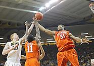 NCAA Men's Basketball - Clemson v Iowa - November 29, 2011