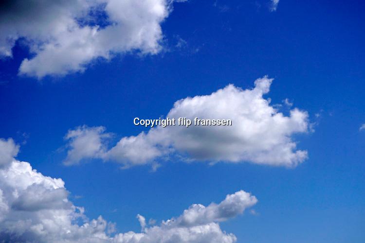 Nederland, Nijmegen, 29-5-2019 wolkenlucht. Foto: ANP/ Hollandse Hoogte/ Flip Franssen