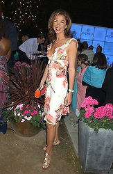 HEATHER KERZNER at Michele Watches Kaleidoscope Summer Garden Party held at Home House, Portman Square, London on 15th June 2005.<br />