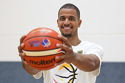 22.07.2015, Telekom Dome, Bonn, GER, FIBA, Basketball EM, Deutschland, Training, im Bild Alex King (ALBA Berlin) // during a Trainingssession of Team Germany in front of the Euro Basket 2015 Championships at the Telekom Dome in Bonn, Germany on 2015/07/22. EXPA Pictures © 2015, PhotoCredit: EXPA/ Eibner-Pressefoto/ Schueler<br /> <br /> *****ATTENTION - OUT of GER*****