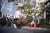 2021/05/31 Gedenken Fahrradfahrerin