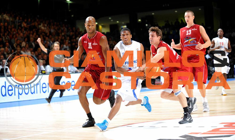 DESCRIZIONE : Equipe de France Homme Preparation Euro Lituanie France Belgique a Lievin<br /> GIOCATORE : Albicy Andrew<br /> SQUADRA : France Homme <br /> EVENTO : Preparation Euro Lituanie<br /> GARA : France France Belgique<br /> DATA : 27/08/2011<br /> CATEGORIA : Basketball France Homme<br /> SPORT : Basketball<br /> AUTORE : JF Molliere FFBB<br /> Galleria : France Basket 2010-2011 Action<br /> Fotonotizia : Equipe de France Homme Preparation Euro Lituanie France  France Belgique a Lievin<br /> Predefinita :