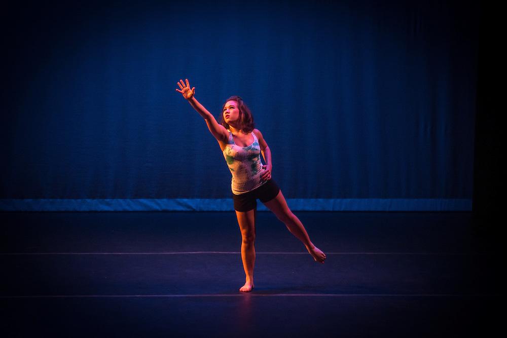 Boston Contemporary Dance Festival at the Paramount Theatre. Boston, MA 8/17/2013 Wisty Andres