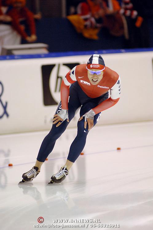 NLD/Heerenveen/20060121 - ISU WK Sprint 2006, Gerard van Velde