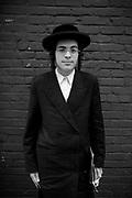 A jew boy in Brooklyn. New York City, 15 june 2010. Christian Mantuano / OneShot