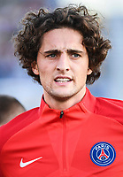 Adrien Rabiot of PSG during the Champions Trophy match between Monaco and Paris Saint Germain at Stade Ibn-Batouta on July 29, 2017 in Tanger, Morocco. (Photo by Anthony Dibon/Icon Sport)