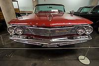1960 Pontiac Bonneville Convertible